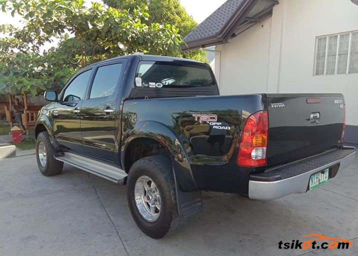 Toyota Hilux 2010 - 2