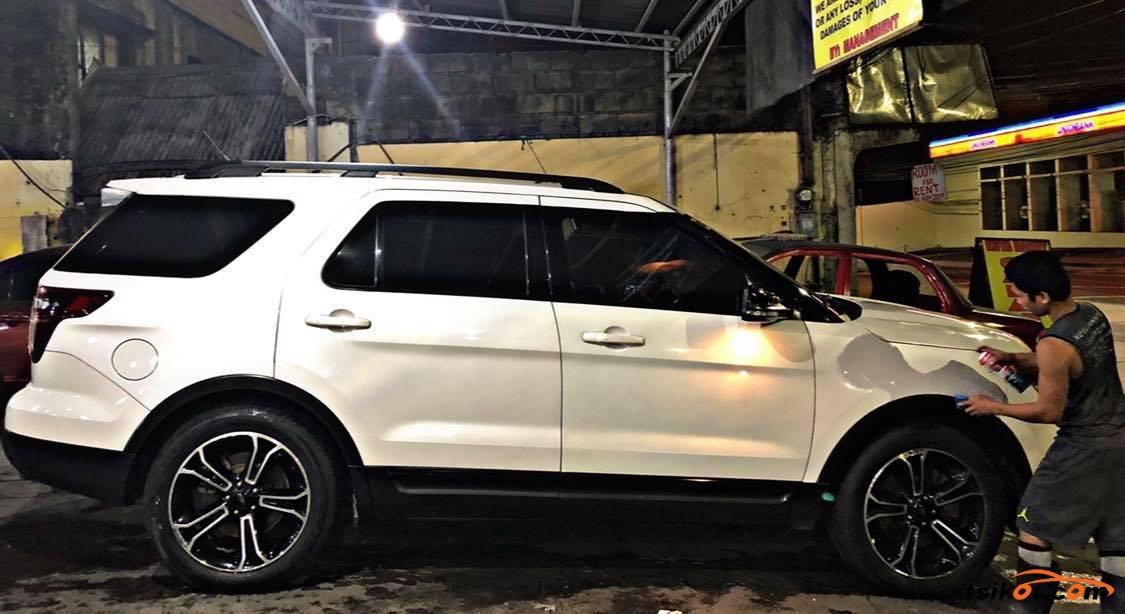 Ford Explorer 2015 - 3