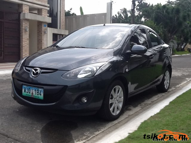 Mazda 2 2013 - 2