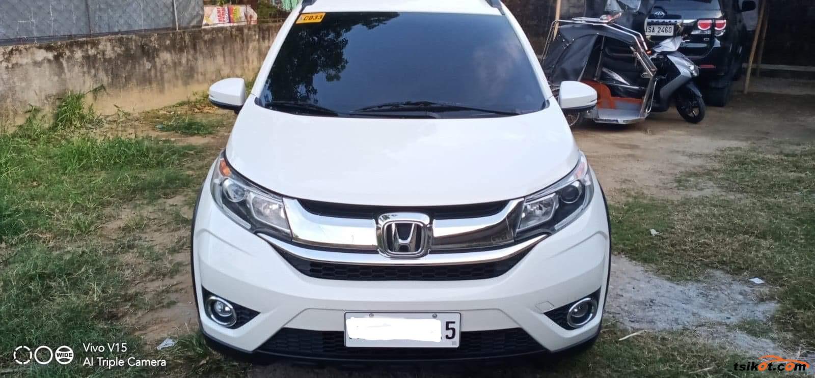 Honda Br-V 2017 - 4