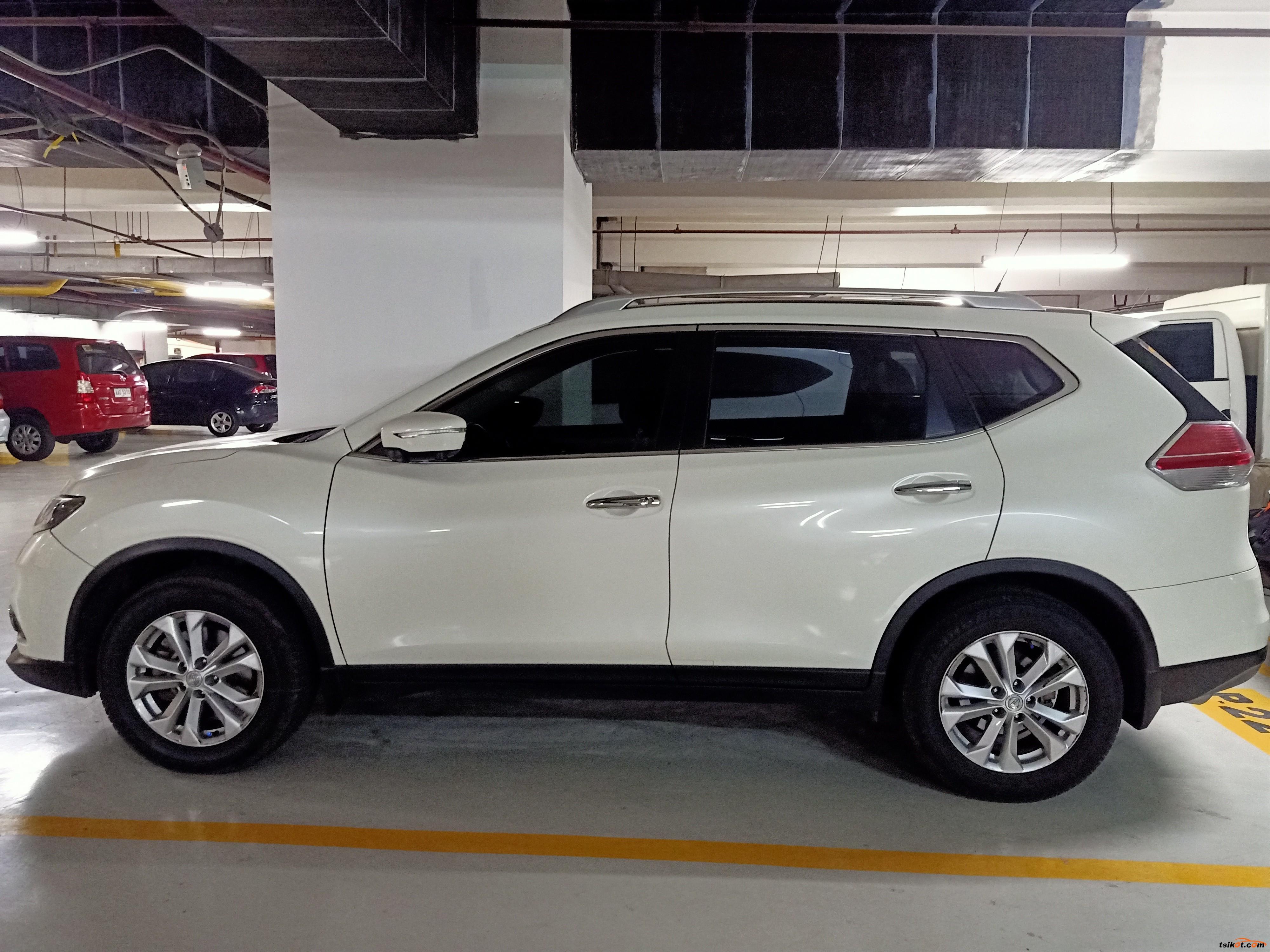 Nissan X-Trail 2017 - 1