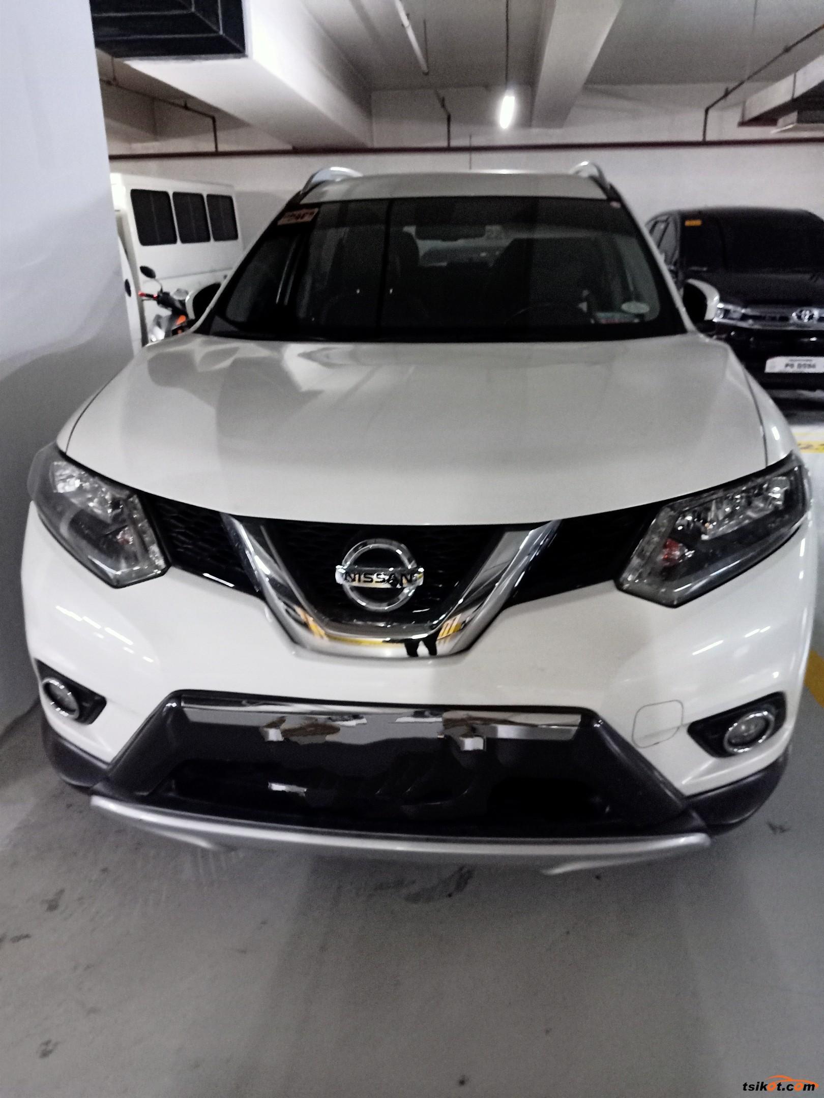 Nissan X-Trail 2017 - 2
