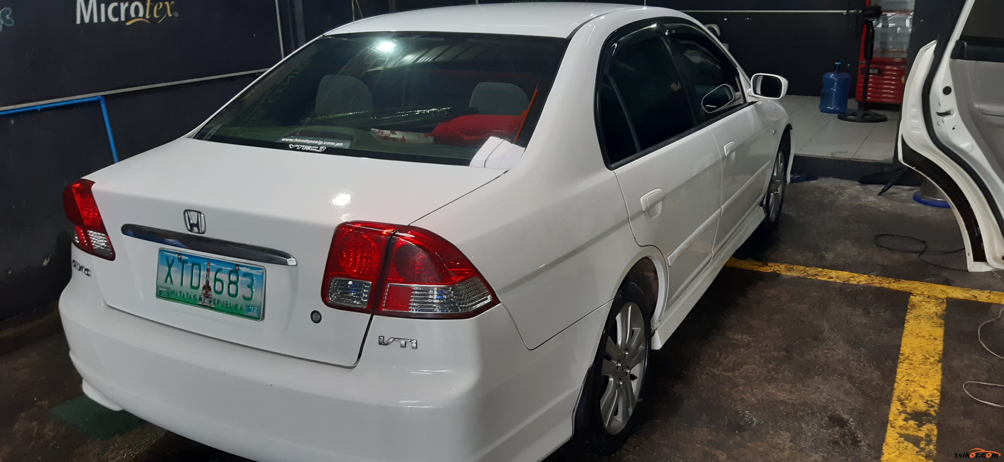 Honda Civic 2005 - 2