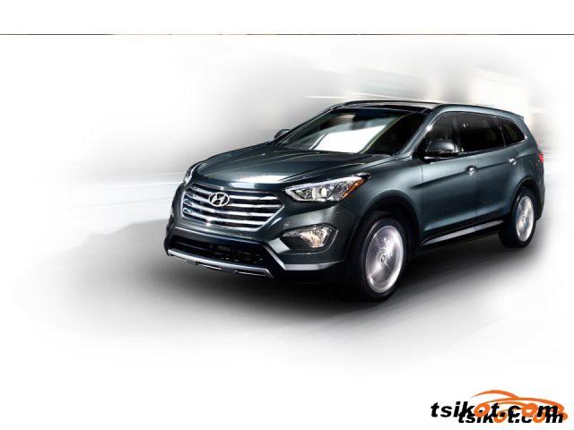 Hyundai Santa Fe 2015 - 3