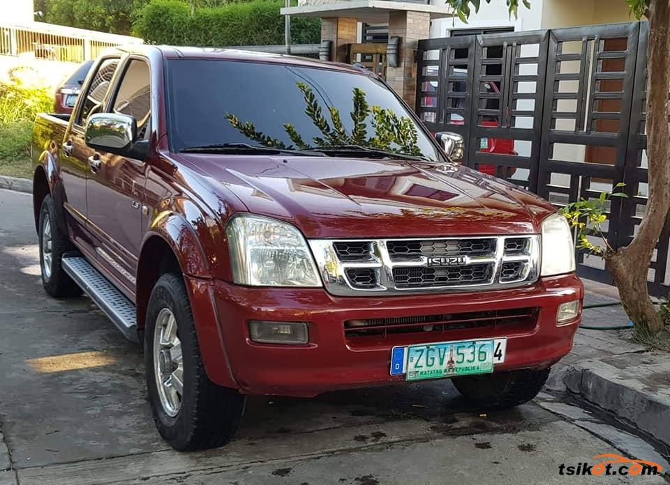Isuzu D-Max 2007 - 8