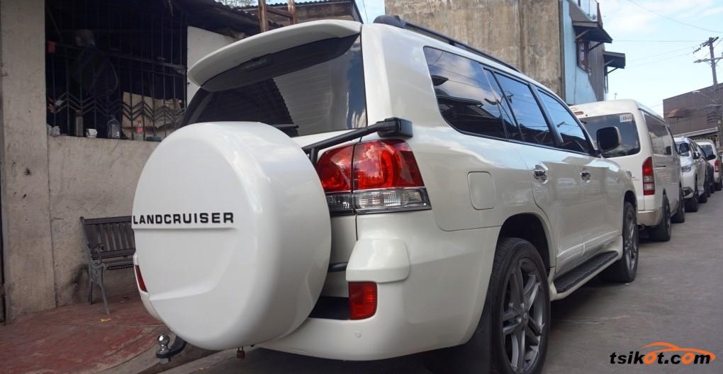 Toyota Land Cruiser 2008 - 4