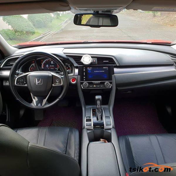 Honda Civic 2016 - 3