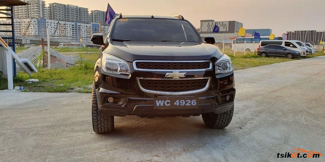 Chevrolet Trailblazer 2015 - 3