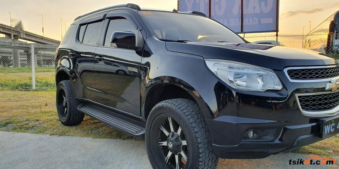 Chevrolet Trailblazer 2015 - 6