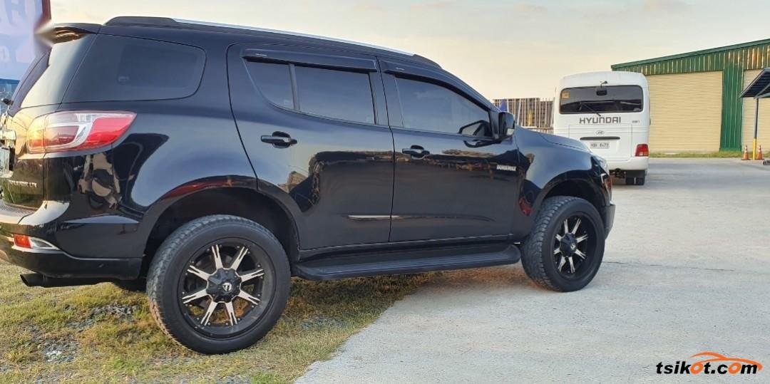 Chevrolet Trailblazer 2015 - 7