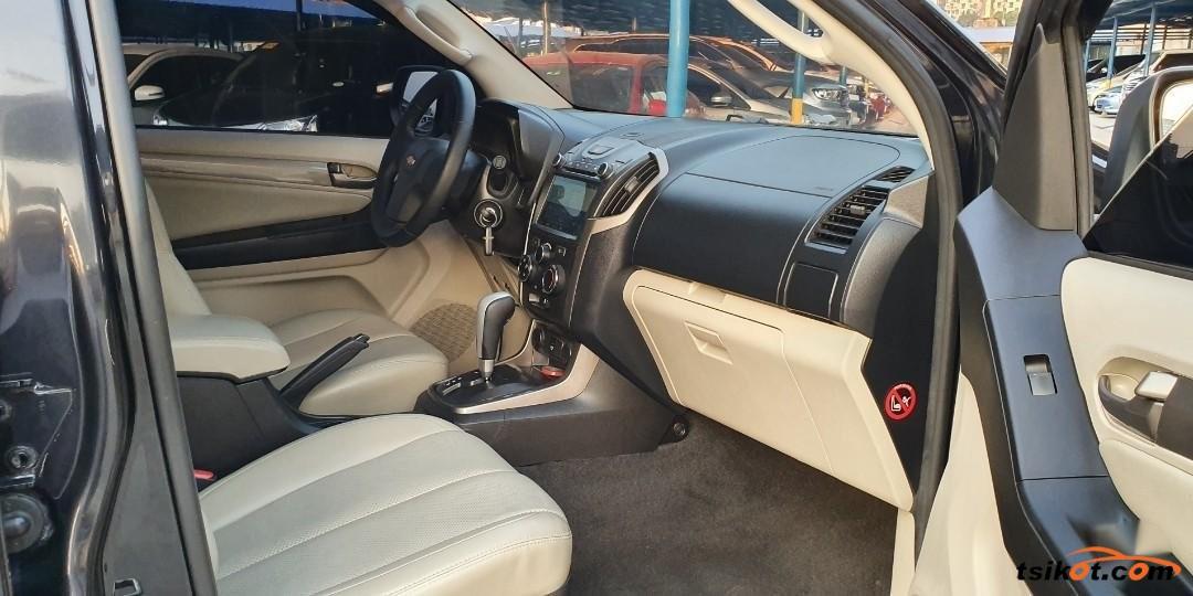 Chevrolet Trailblazer 2015 - 8