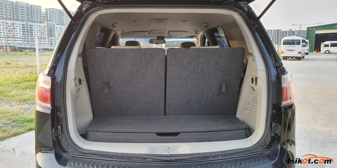 Chevrolet Trailblazer 2015 - 9