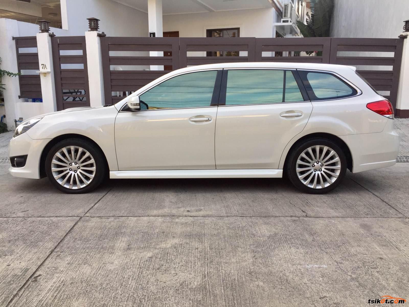 Subaru Legacy 2010 - 2
