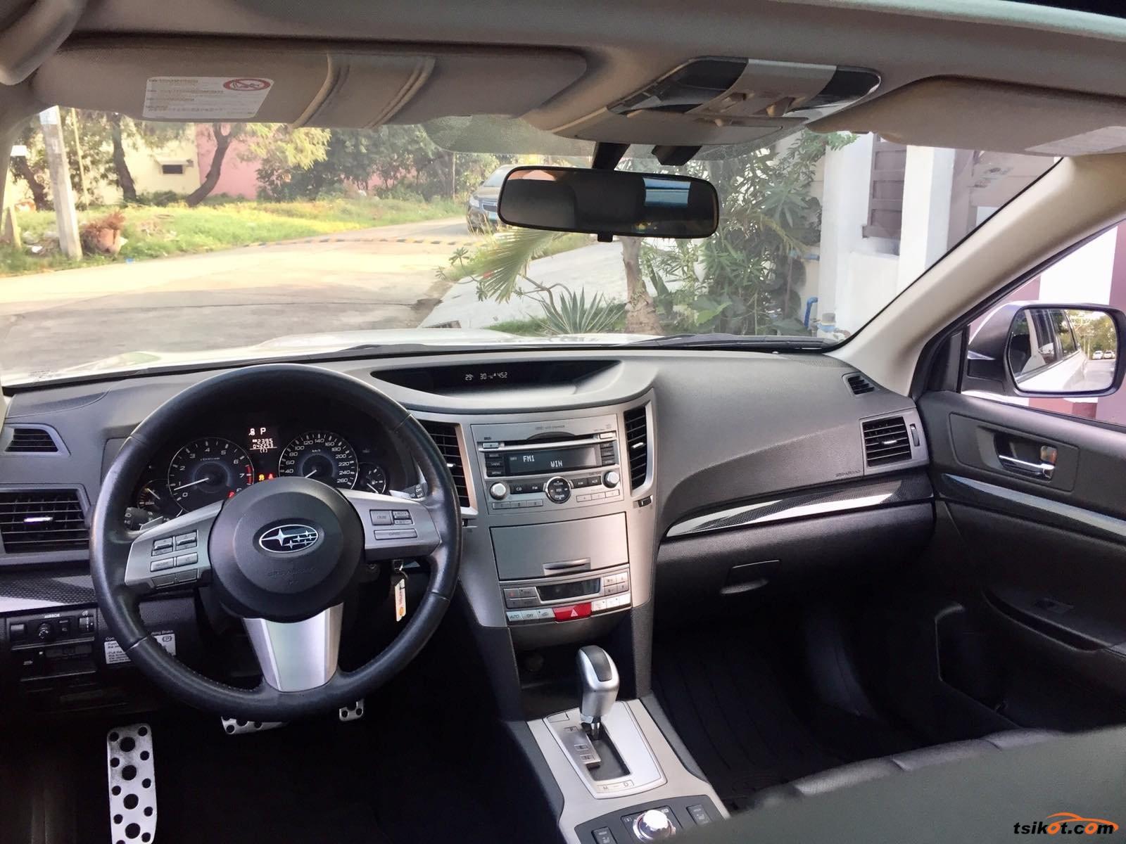 Subaru Legacy 2010 - 4