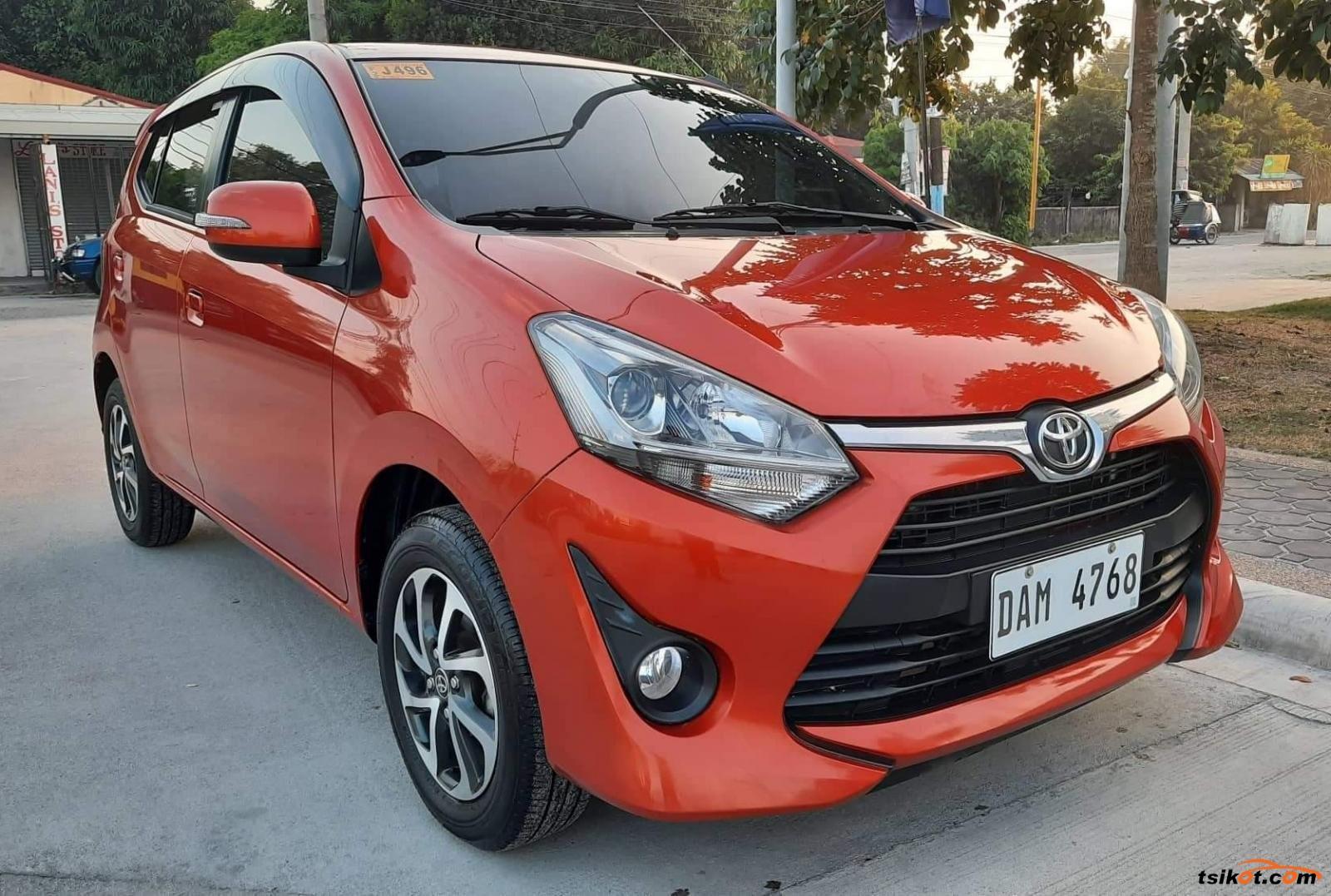 Toyota Wigo 2018 - 1