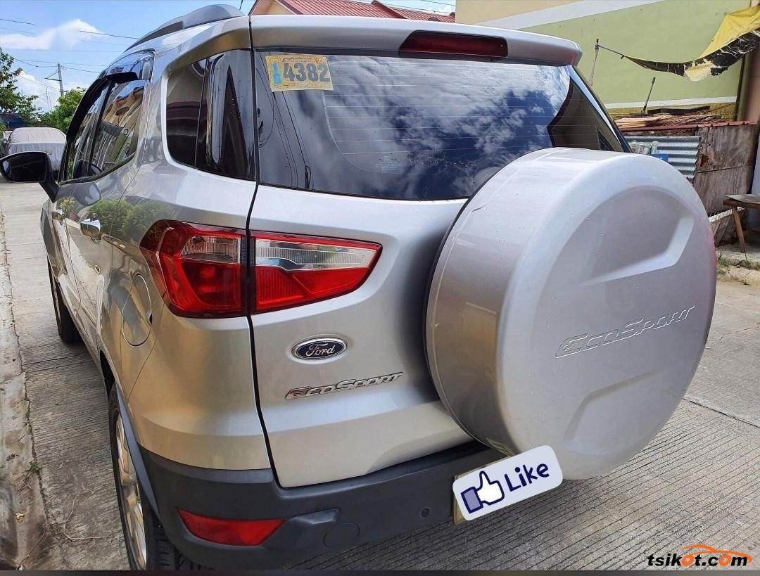 Ford Ecosport 2014 - 5