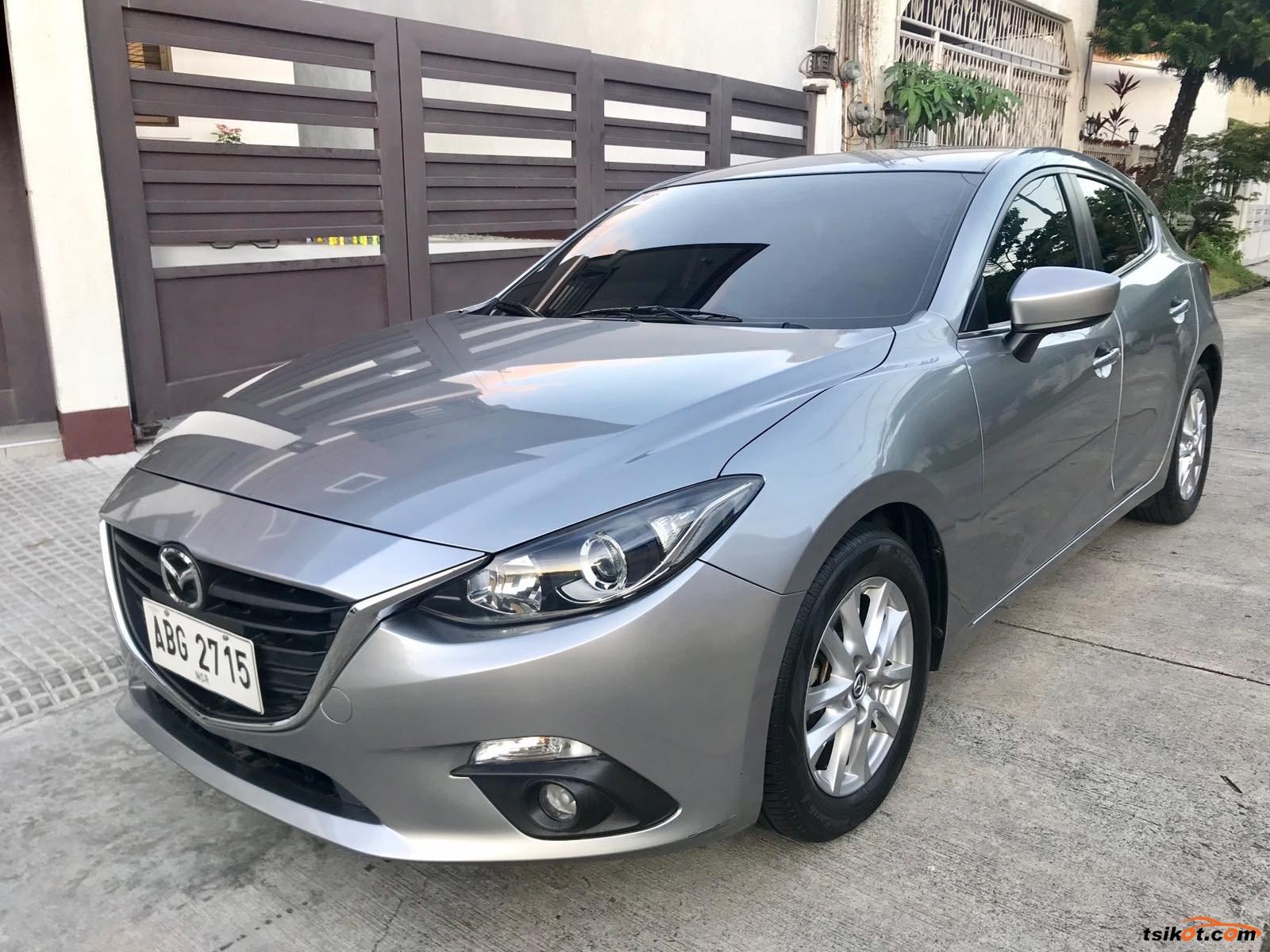 Mazda 3 2015 - 1