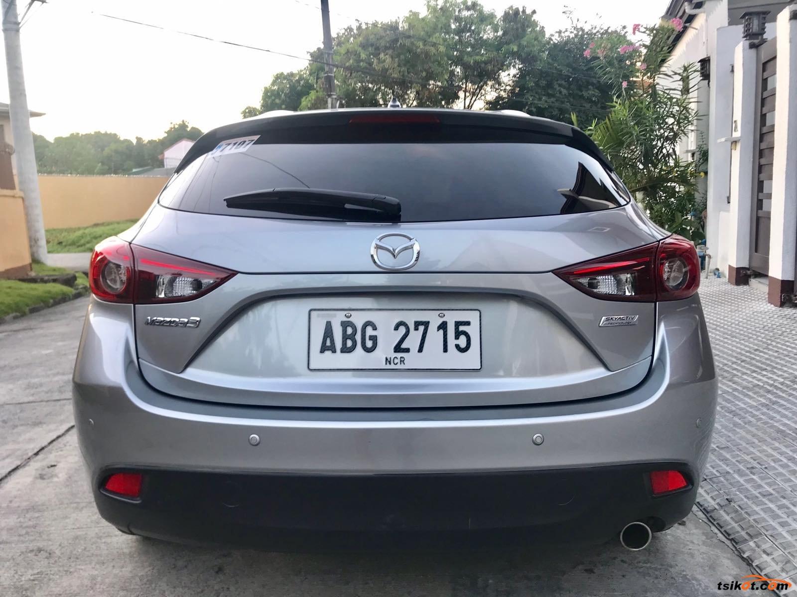 Mazda 3 2015 - 4