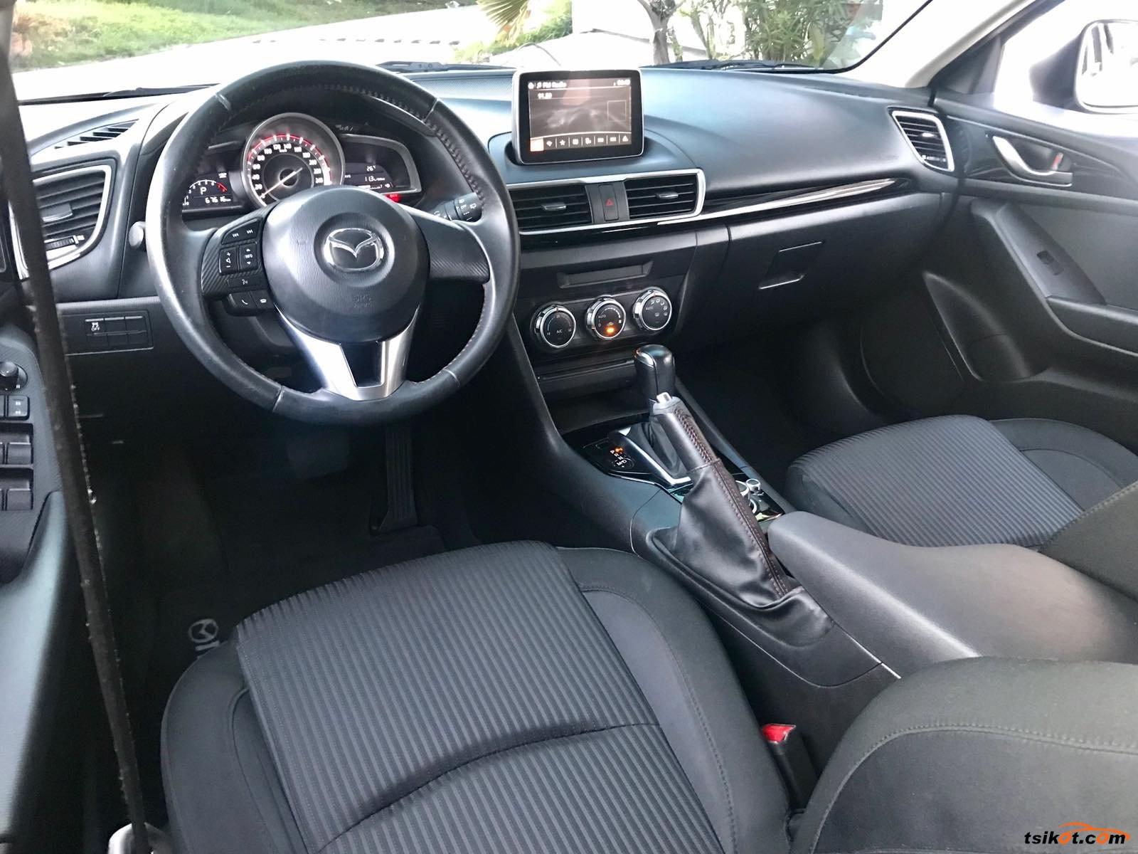 Mazda 3 2015 - 7