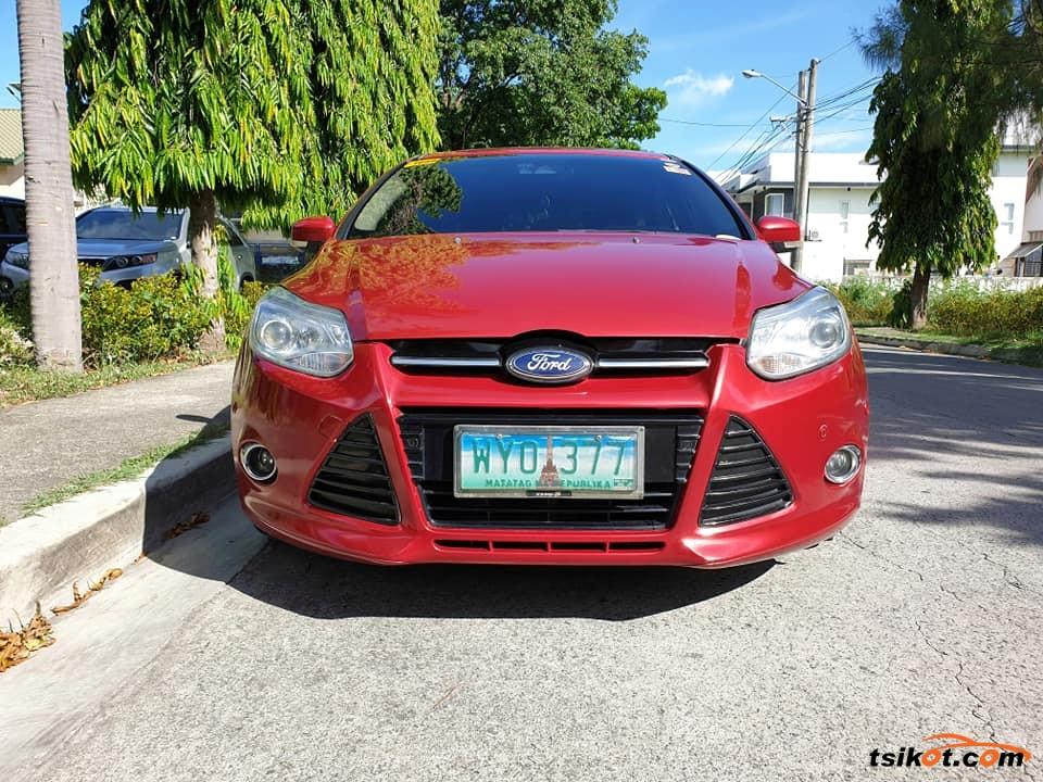 Ford Focus 2013 - 1