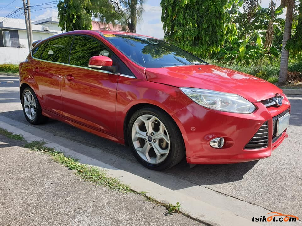 Ford Focus 2013 - 5