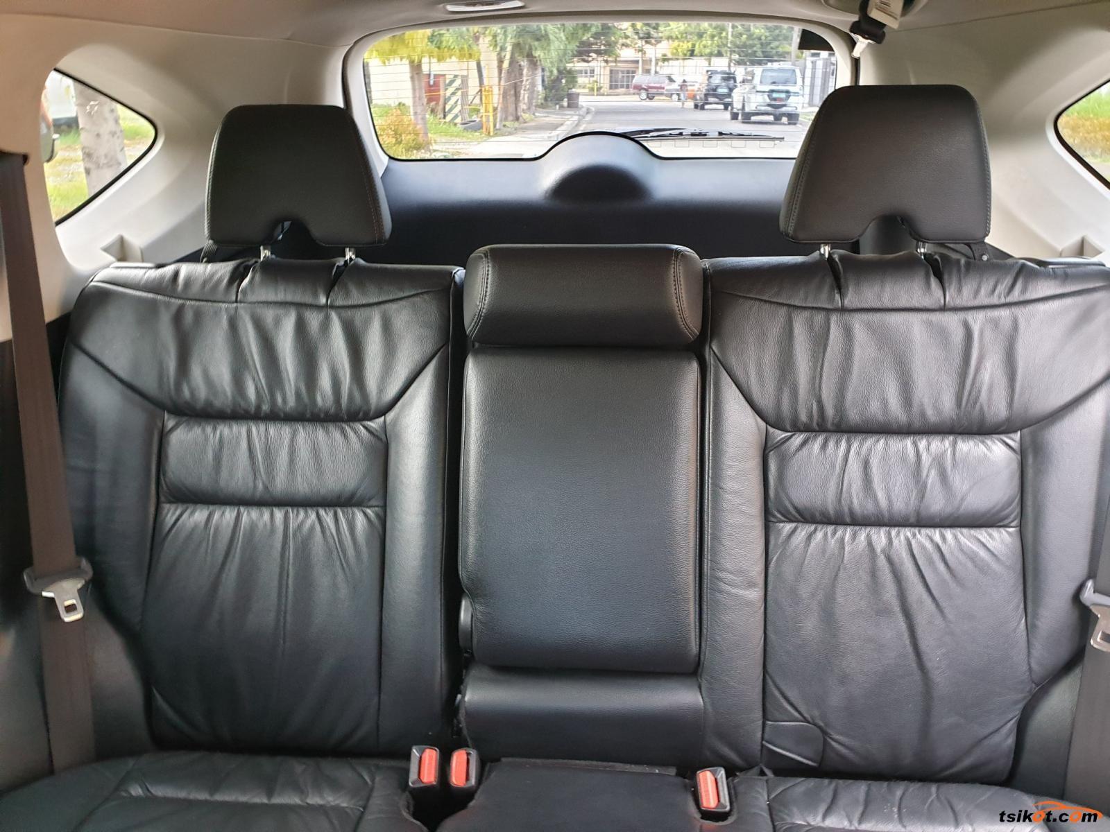 Honda Cr-V 2014 - 5
