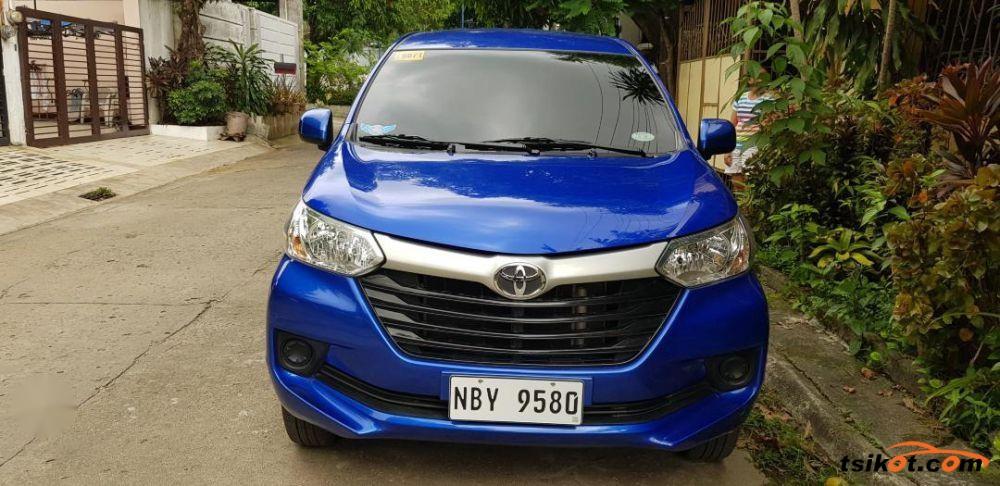Toyota Avanza 2017 - 3