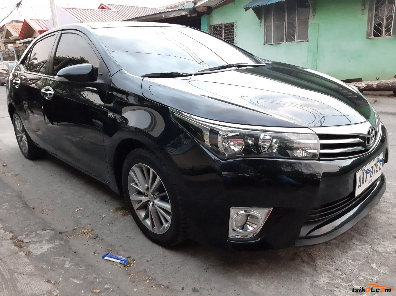 Toyota Corolla 2014 - 5