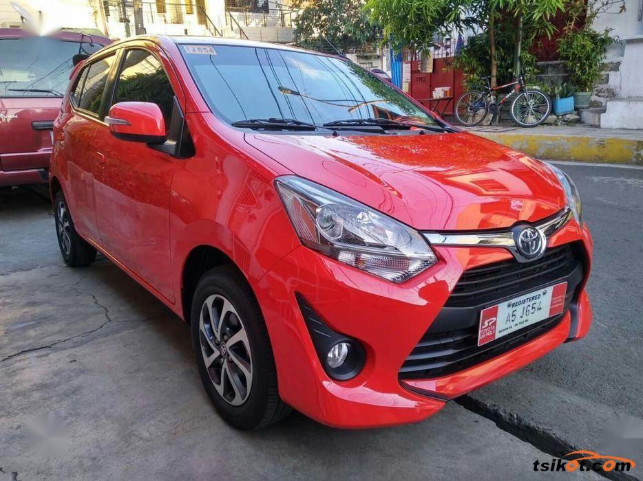 Toyota Wigo 2018 - 4