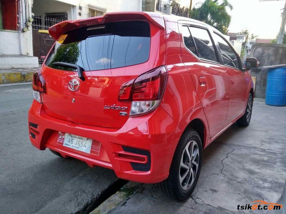 Toyota Wigo 2018 - 5