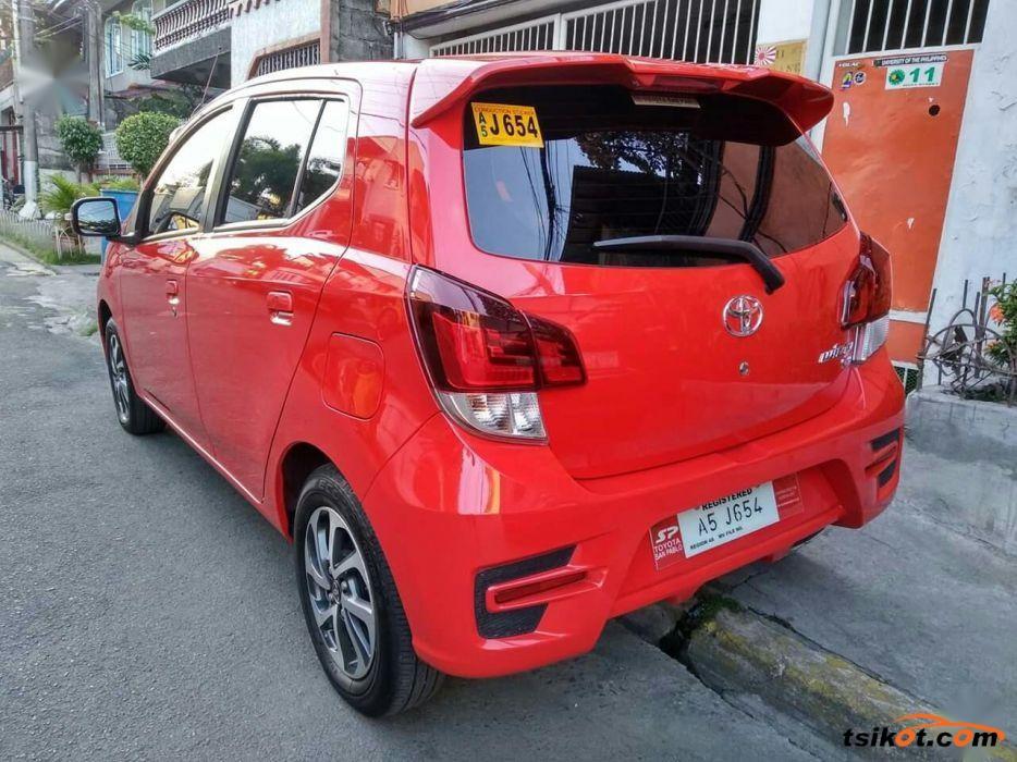 Toyota Wigo 2018 - 6