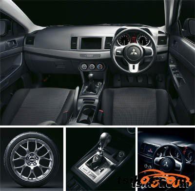 Mitsubishi Lancer 2015 - 4