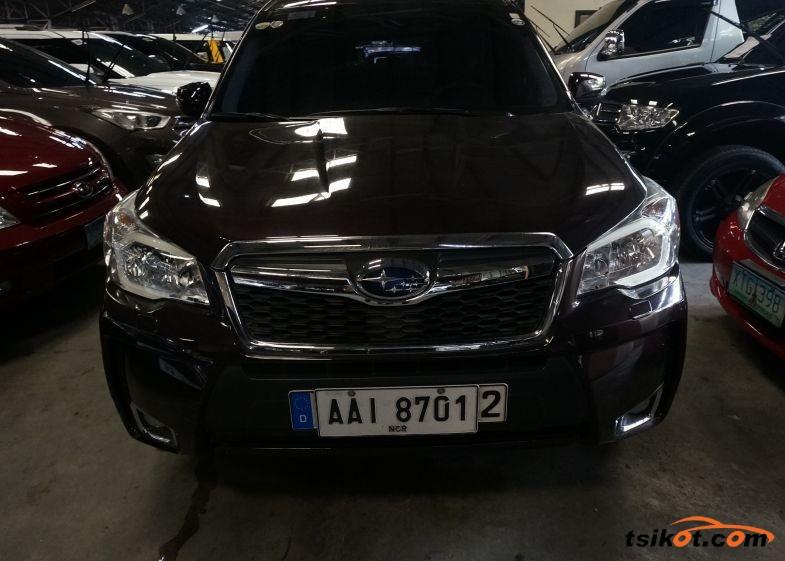 Subaru Forester 2014 - 1
