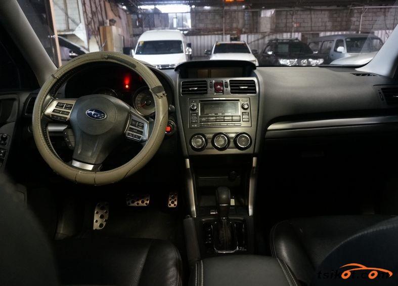 Subaru Forester 2014 - 3