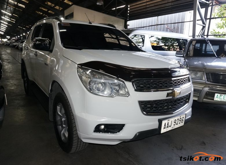 Chevrolet Trailblazer 2014 - 1