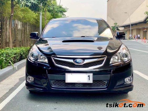 Subaru Legacy 2011 - 1