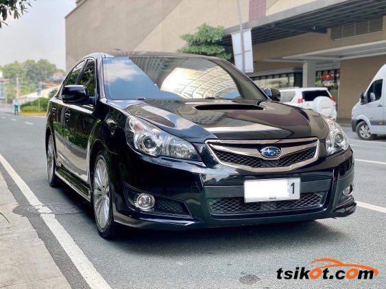 Subaru Legacy 2011 - 2