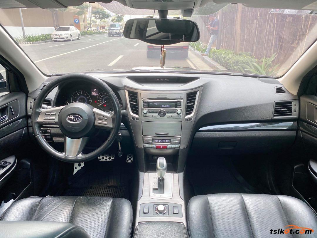 Subaru Legacy 2011 - 3