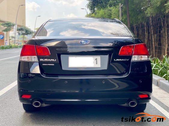 Subaru Legacy 2011 - 5