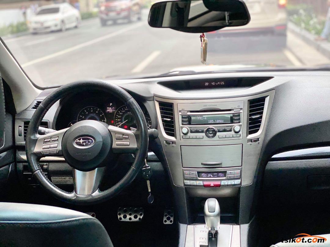 Subaru Legacy 2011 - 7