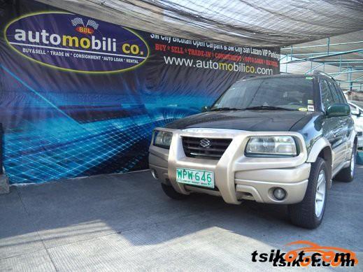 Suzuki Grand Vitara 2000 - 1