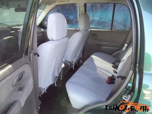 Suzuki Grand Vitara 2000 - 5