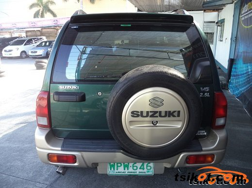 Suzuki Grand Vitara 2000 - 6