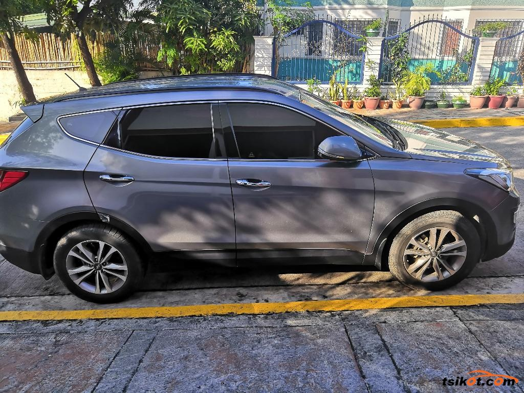 Hyundai Santa Fe 2015 - 5