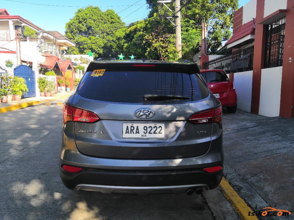 Hyundai Santa Fe 2015 - 7