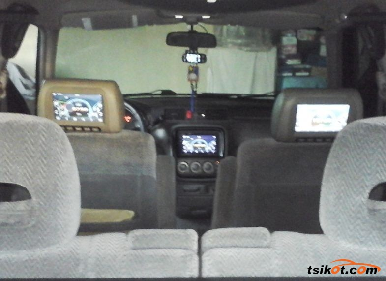Honda Cr-V 1999 - 6