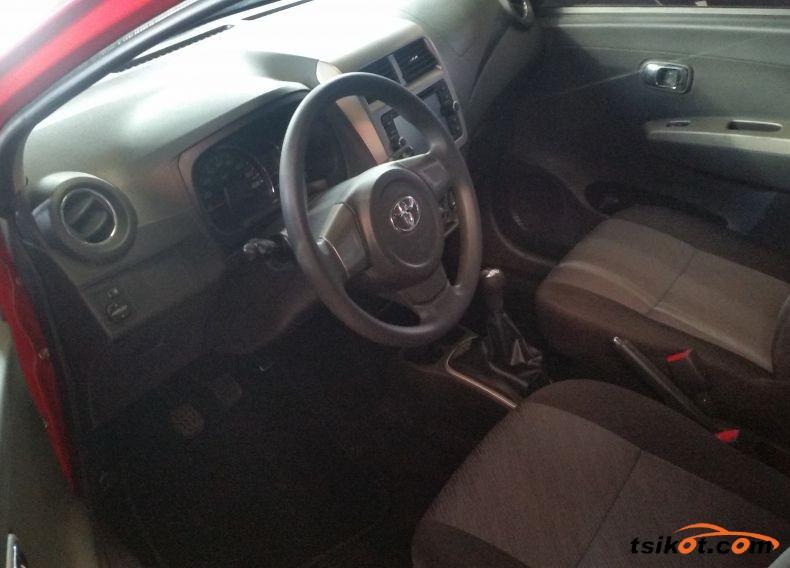 Toyota Wigo 2017 - 3