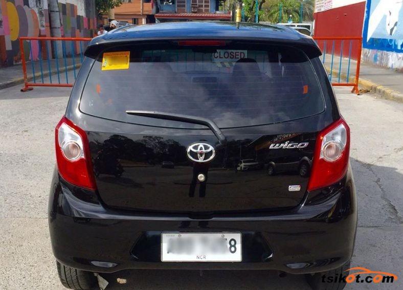 Toyota Wigo 2015 - 2