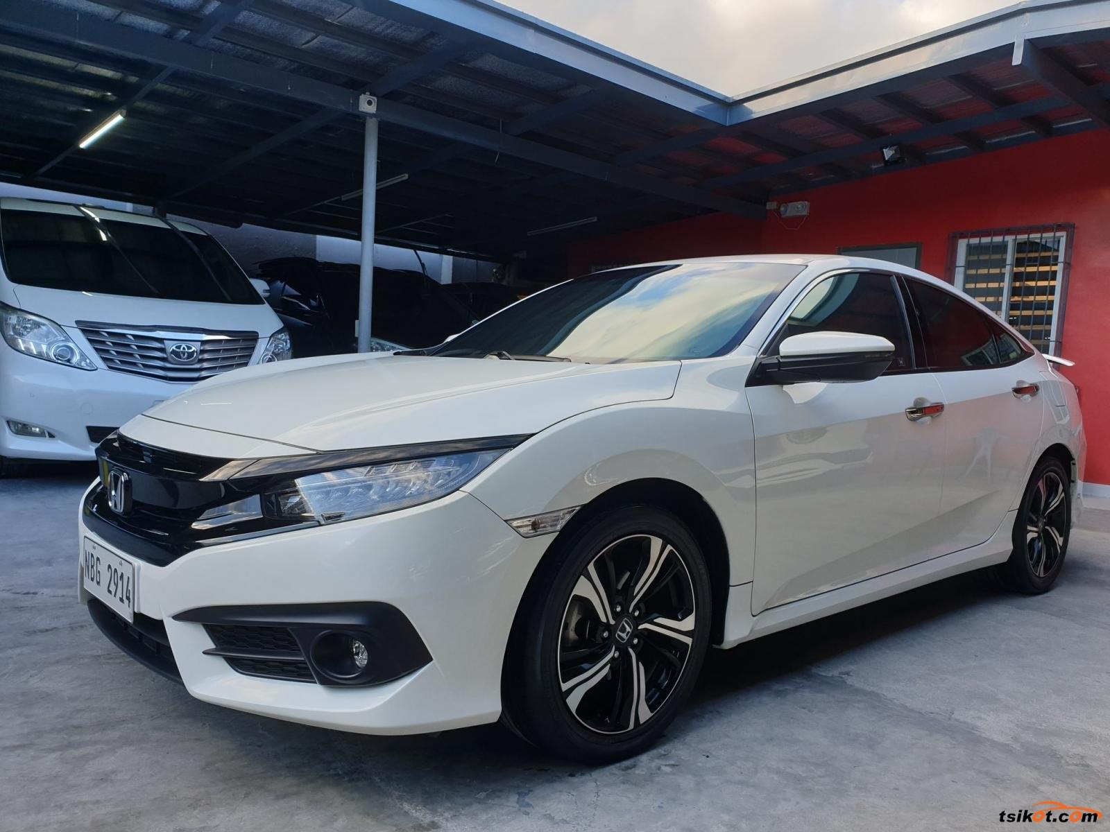 Honda Civic 2018 - 1
