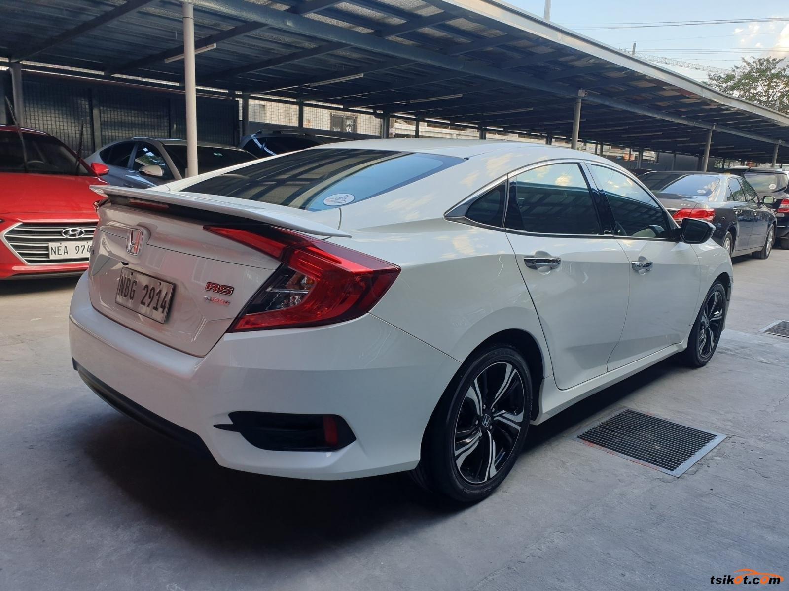 Honda Civic 2018 - 2